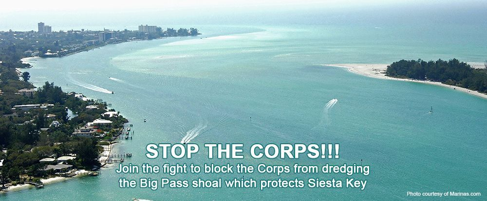 stop the corps